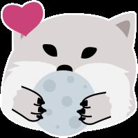:wolf_hug_moon: